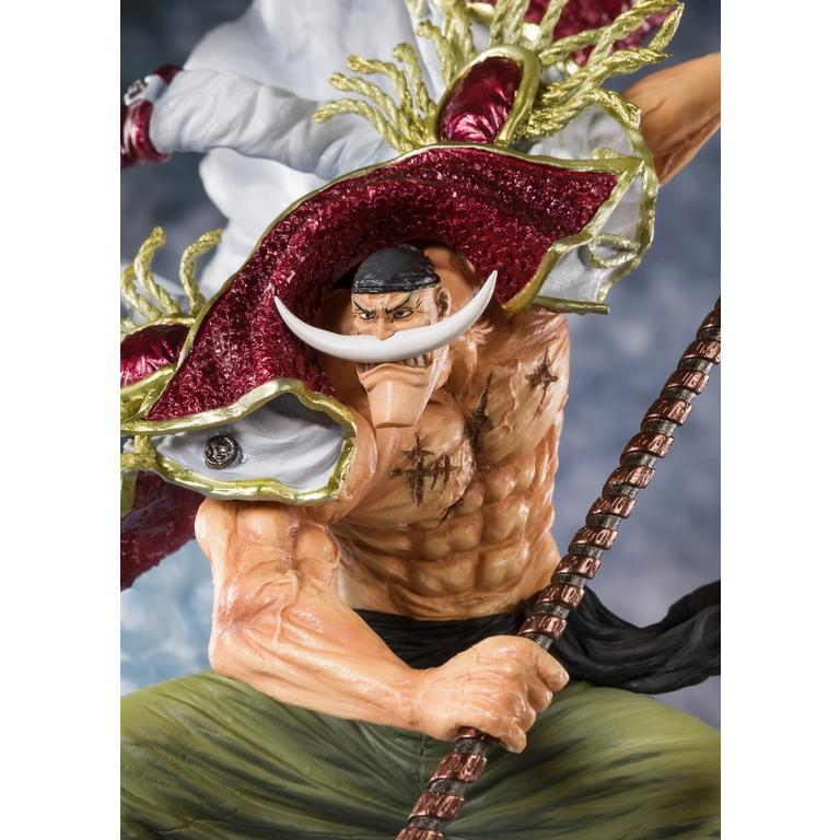 One Piece Edward Newgate Pirate Captain Figuarts ZERO Statue