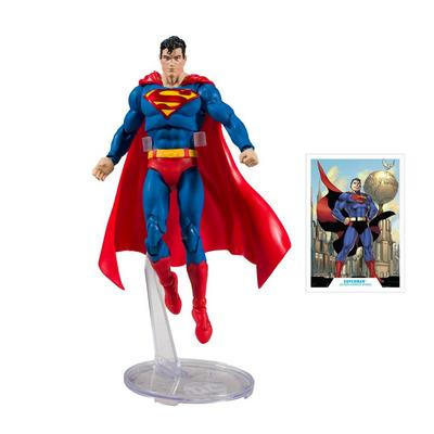 DC Rebirth Superman: Action Comics 1000 DC Multiverse Action Figure