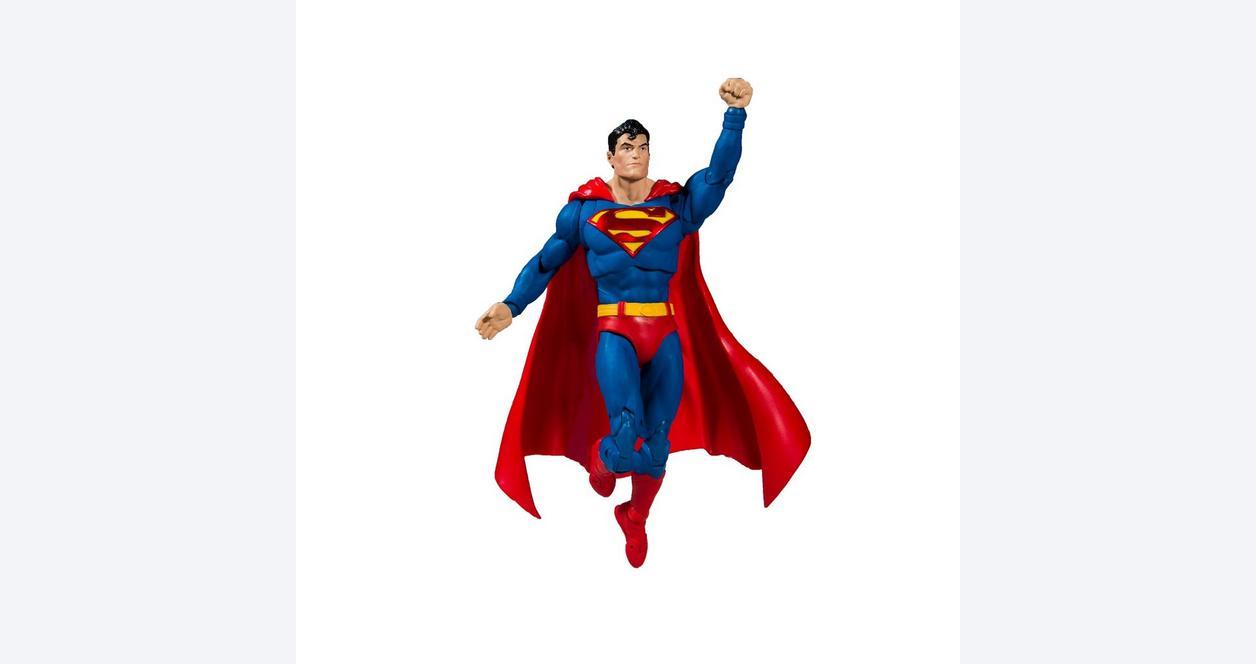 DC Rebirth Superman: Action Comics 1000 DC Multiverse Action Figure