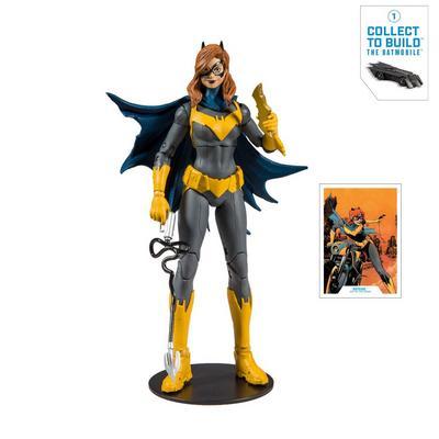 DC Rebirth Batgirl: Art of the Crime DC Multiverse Action Figure