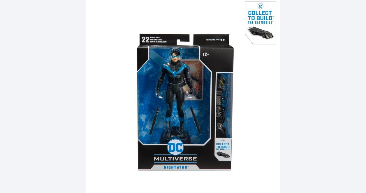 DC Rebirth Nightwing: Better Than Batman DC Multiverse Action Figure