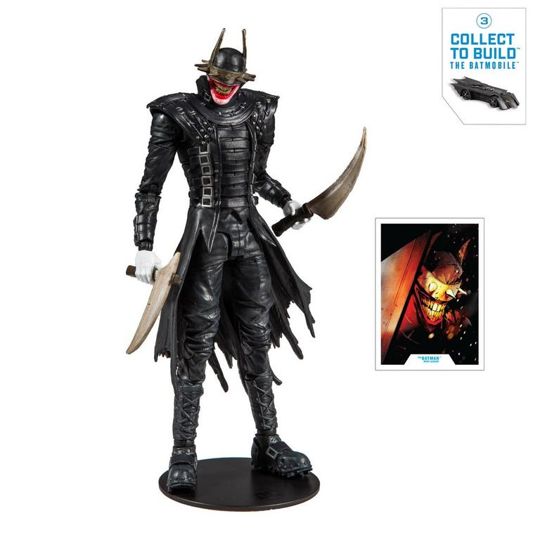 Dark Nights: Metal The Batman Who Laughs DC Multiverse Action Figure