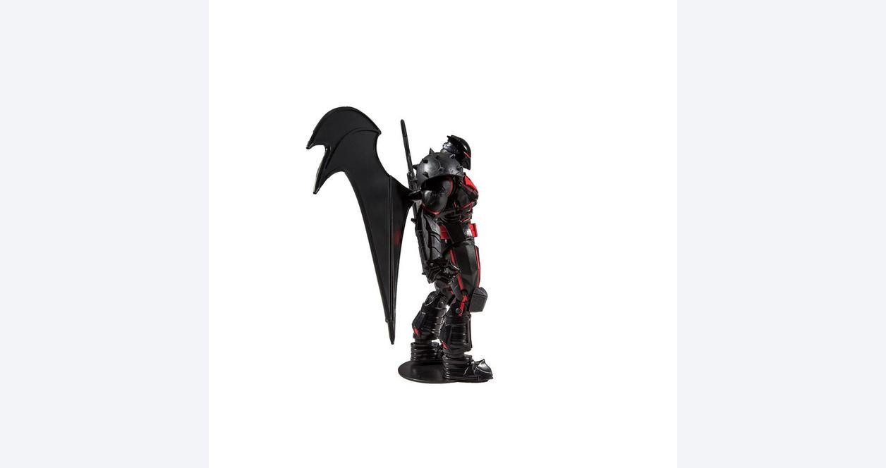 Batman and Robin Batman Hellbat Suit DC Multiverse Action Figure