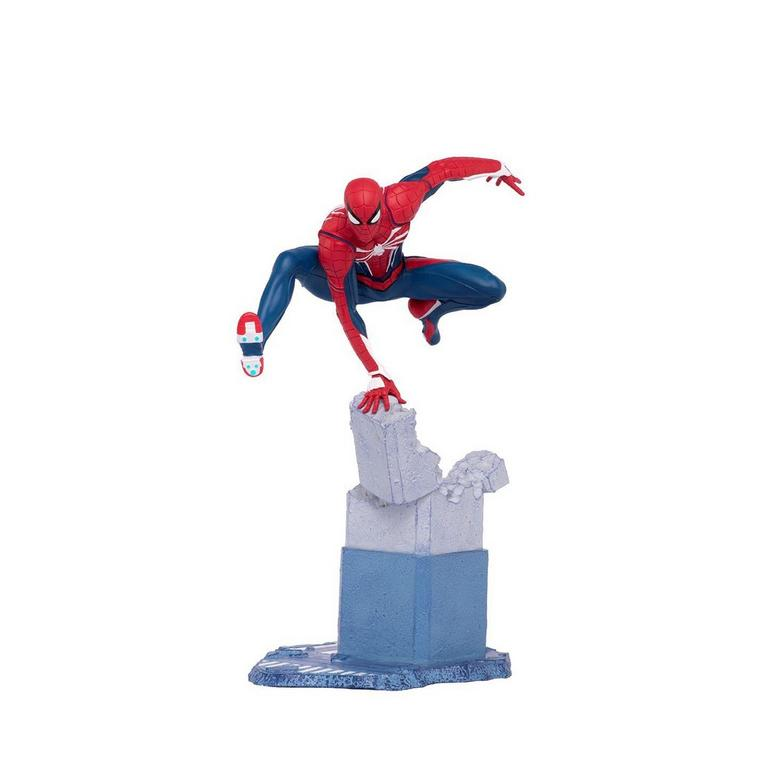 Marvel Gamerverse Spider-Man Diorama Statue Only at GameStop