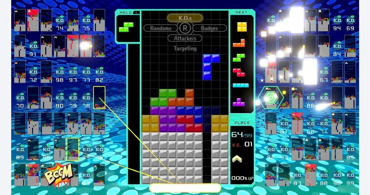 Tetris 99 with 12-Month Membership Bundle