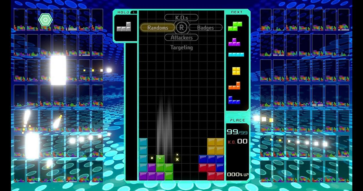 Tetris 99 with 12-Month Membership Bundle