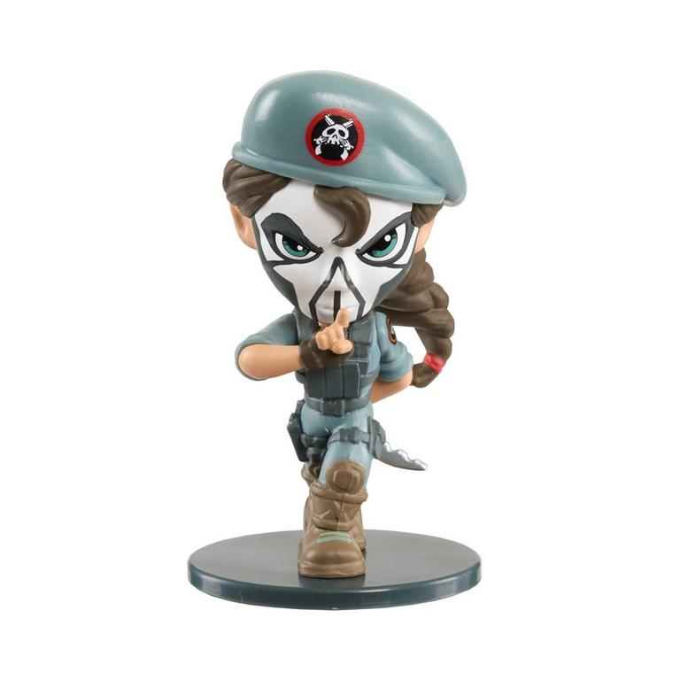 Tom Clancy's Rainbow Six Caveira Chibi Collectible Figure