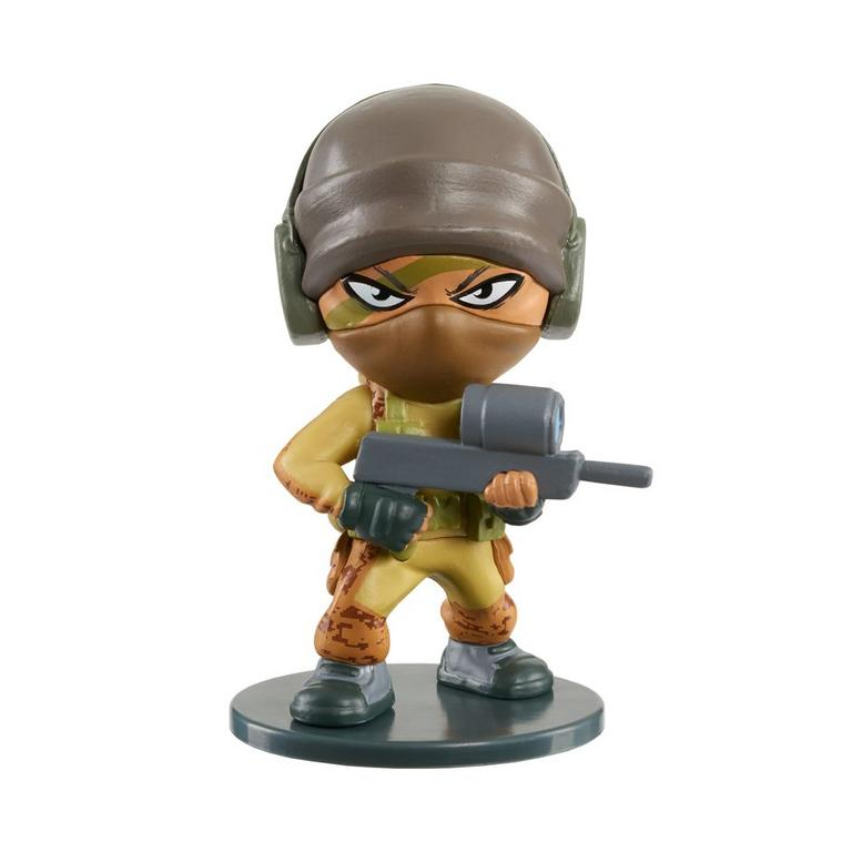 Tom Clancy's Rainbow Six Glaz Chibi Collectible Figure