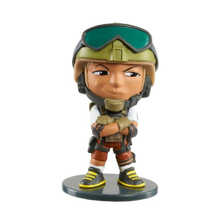 Tom Clancy's Rainbow Six Lesion Chibi Collectible Figure