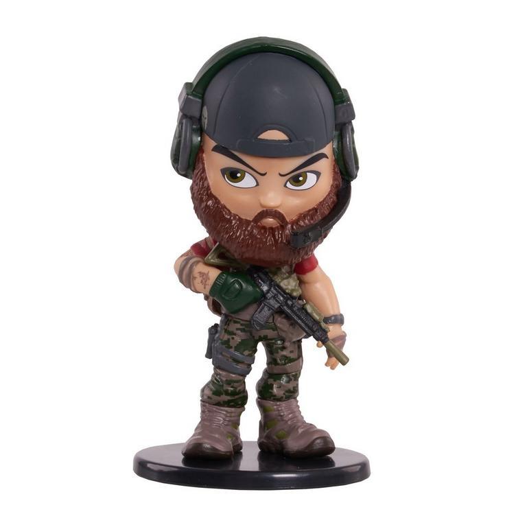 Tom Clancy's Rainbow 6 Nomad Chibi Figure