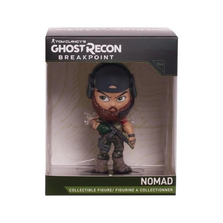 Tom Clancy's Ghost Recon Nomad Chibi Collectible Figure