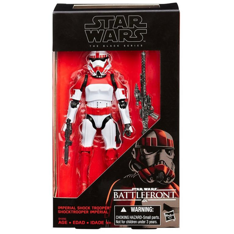 Star Wars Battlefront Imperial Shock Trooper The Black Series Action Figure