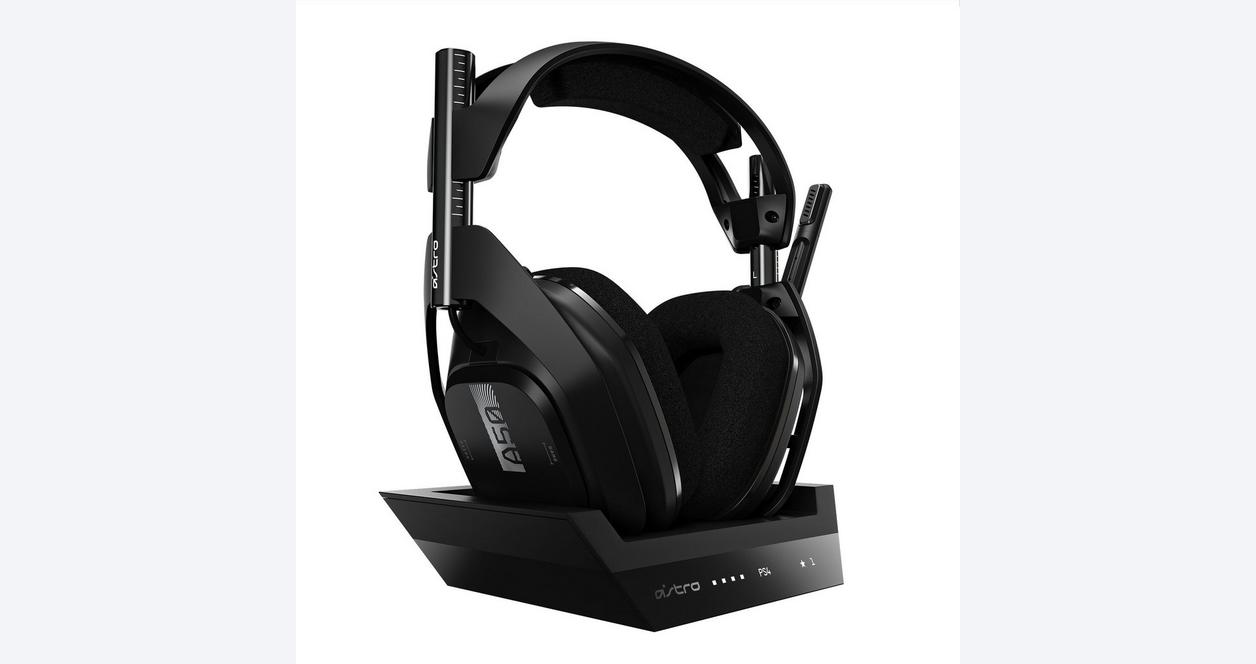 PlayStation 4 A50 Wireless Astro Gaming Headset with Base Station