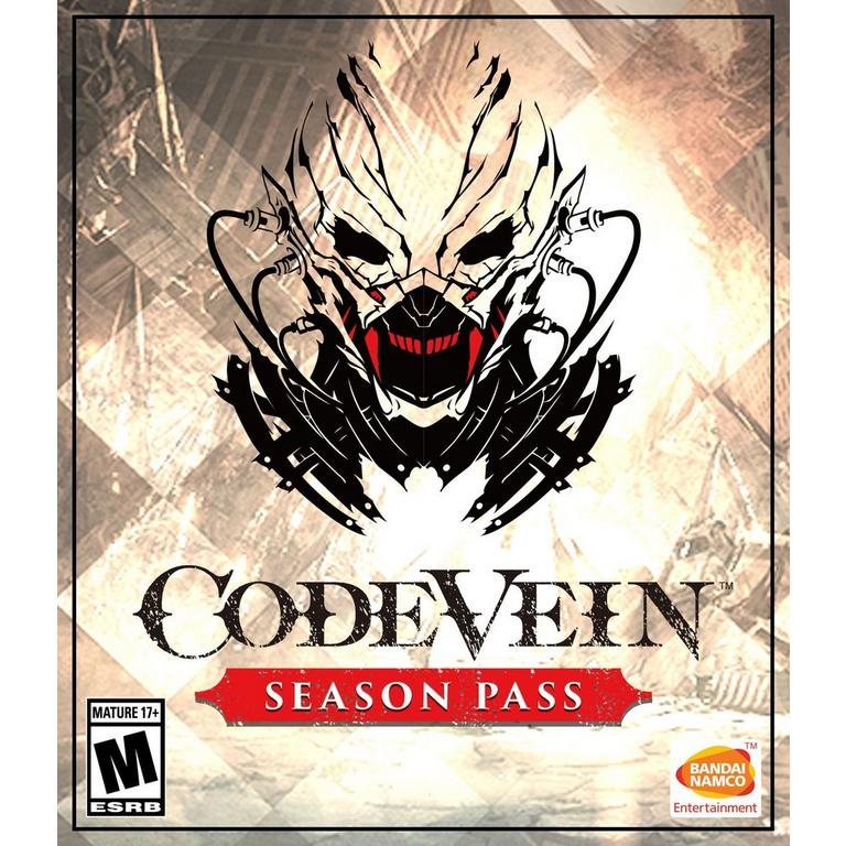 Code Vein Season Pass