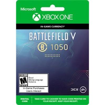 Battlefield V 1050 Battlefield Currency Digital Card