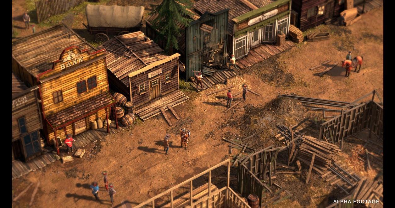 Desperados Iii Xbox One Gamestop