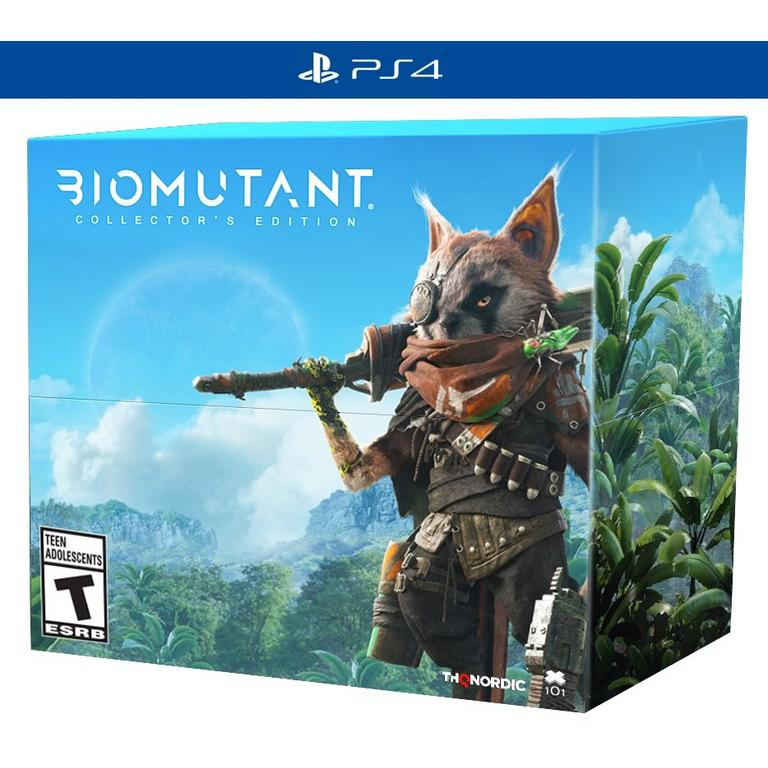 Biomutant Collector's Edtion