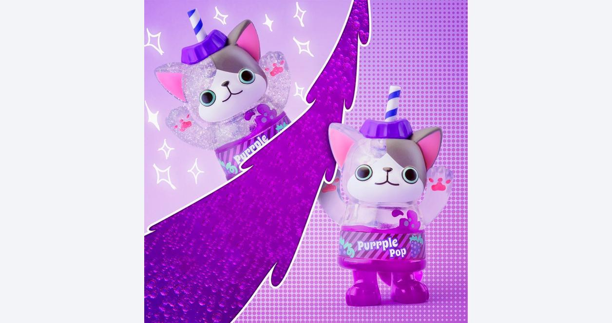 Paka Paka: Soda Kats Blind Bag Figure