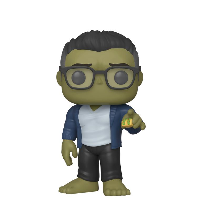 POP! Marvel Avengers: Endgame Hulk with Tacos