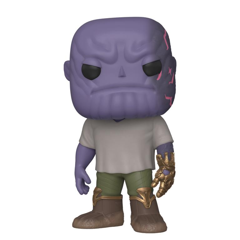 POP! Marvel Avengers: Endgame Casual Thanos with Gauntlet