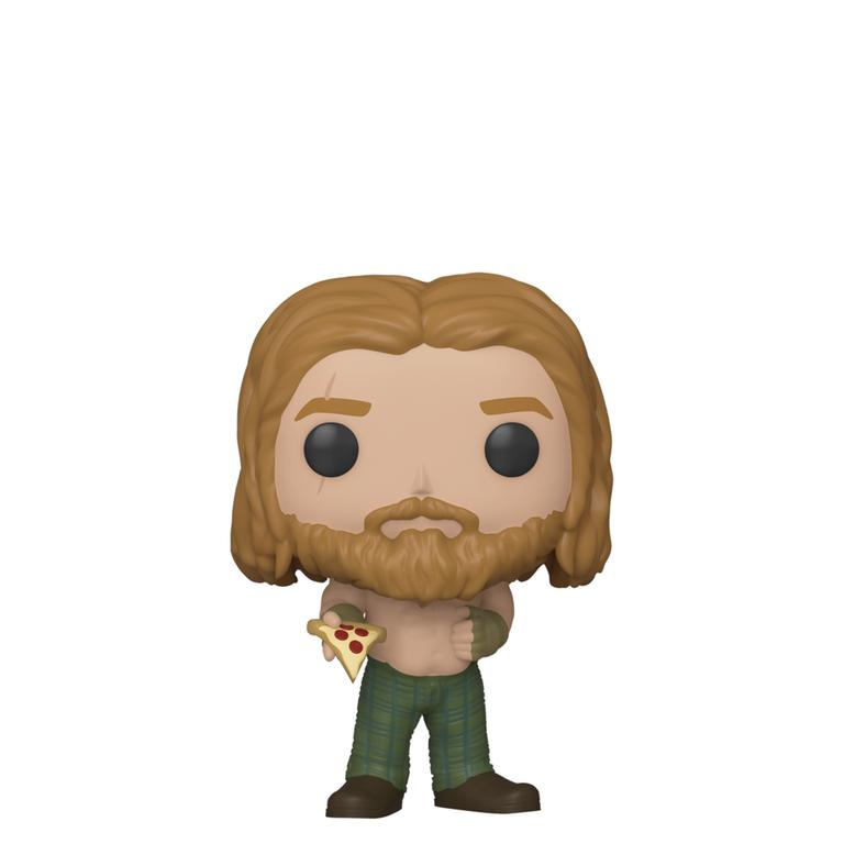 POP! Marvel Avengers: Endgame Thor with Pizza