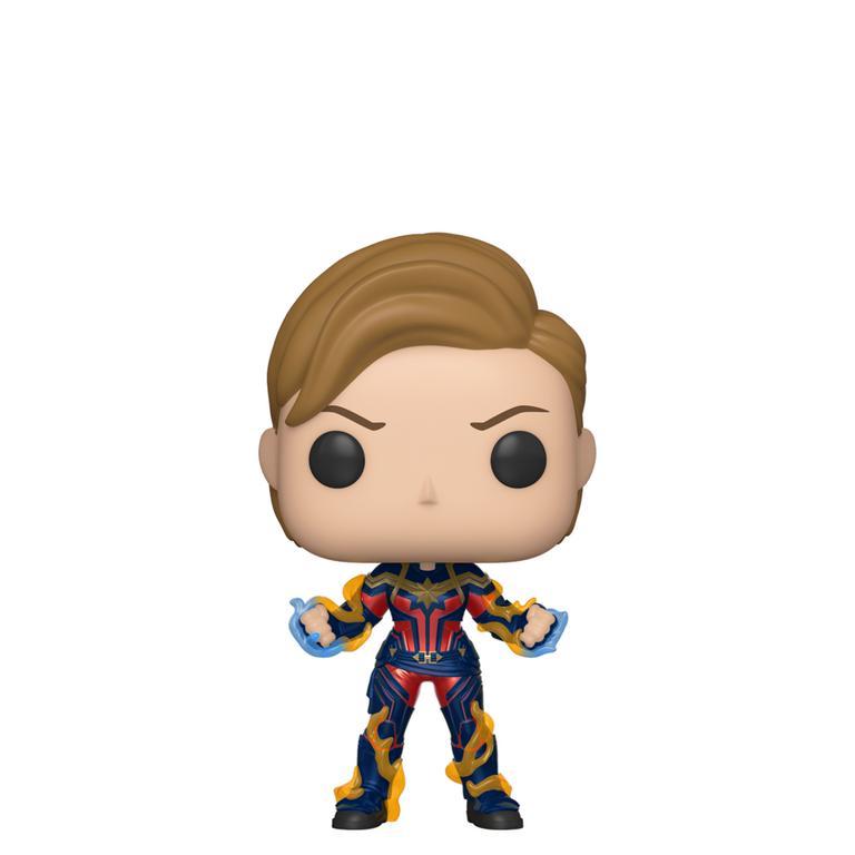 POP! Marvel Avengers: Endgame Captain Marvel with New Hair