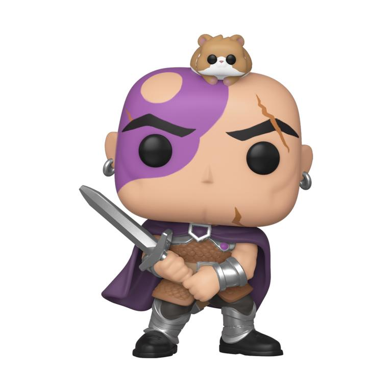 POP! Games: Dungeons and Dragons Minsc and Boo