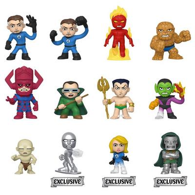 Mystery Mini: Fantastic Four Only at GameStop