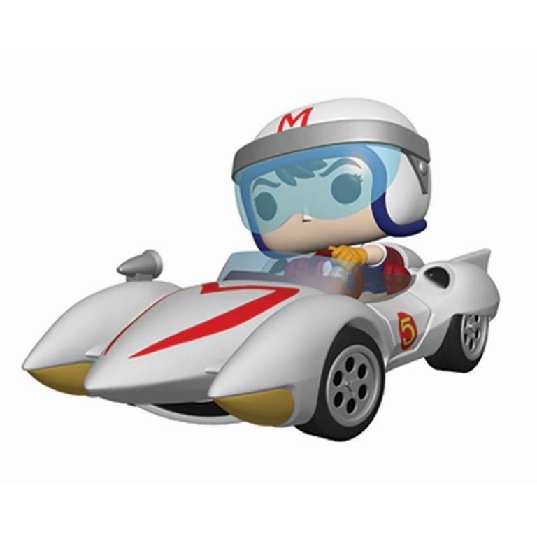 POP! Rides: Speed Racer Speed with Mach 5