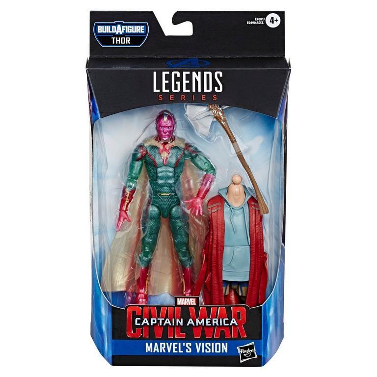 Marvel Legends Series Thor Vision Action Figure