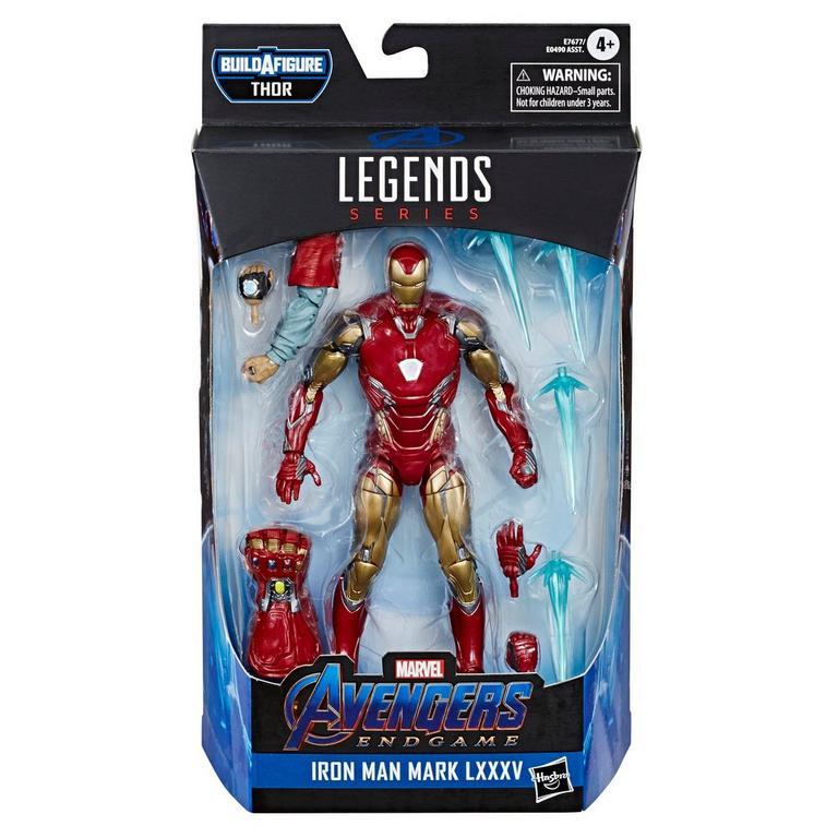 Marvel Legends Series Thor Iron Man Mark LXXXV Action Figure