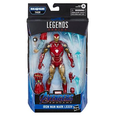 Marvel Legends Thor Series Iron Man Mark LXXXV Figure