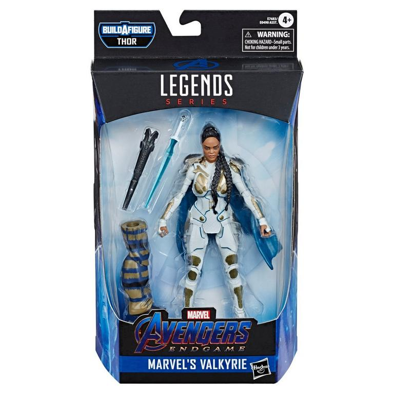Marvel Legends Series Thor Valkyrie Action Figure