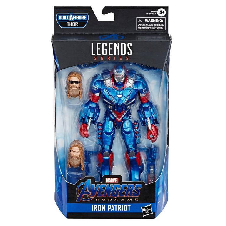 Marvel Legends Series Thor Iron Patriot Action Figure