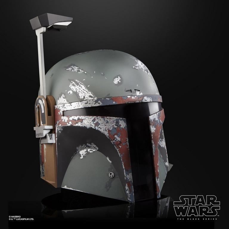 Star Wars Boba Fett The Black Series Helmet