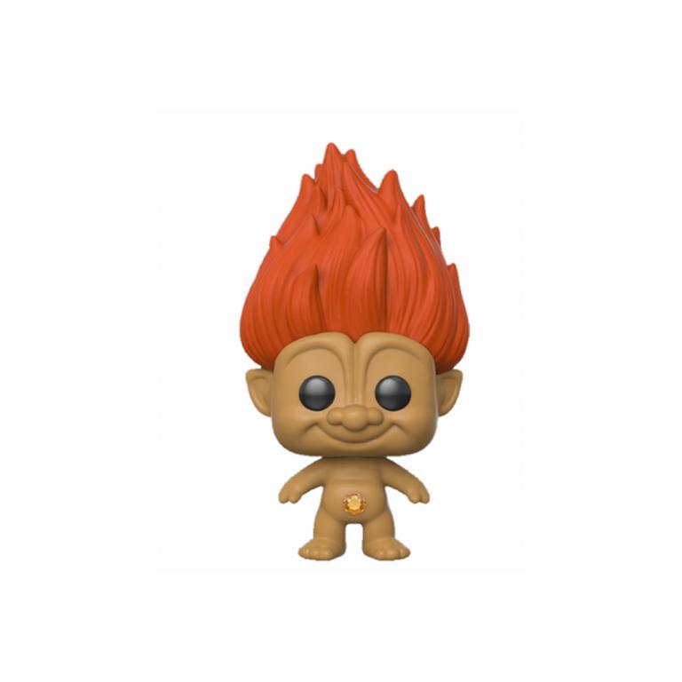 POP! Trolls Orange Troll