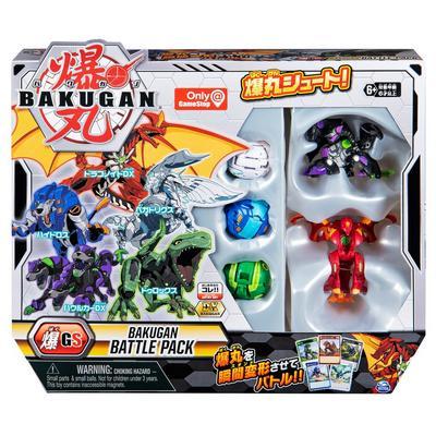 Bakugan Battle Pack 5 Pack Only at GameStop