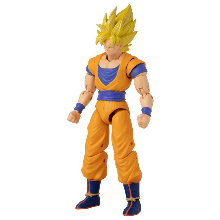 Dragon Ball Super Super Saiyan Goku Dragon Stars Version 2 Action Figure
