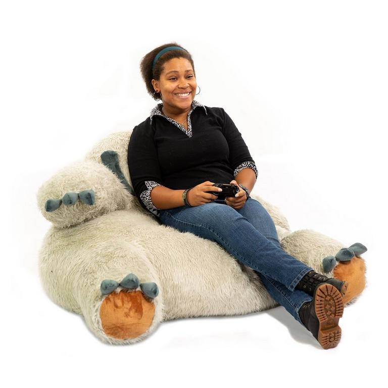Miraculous Star Wars Wampa Bean Bag Chair Gamestop Beatyapartments Chair Design Images Beatyapartmentscom