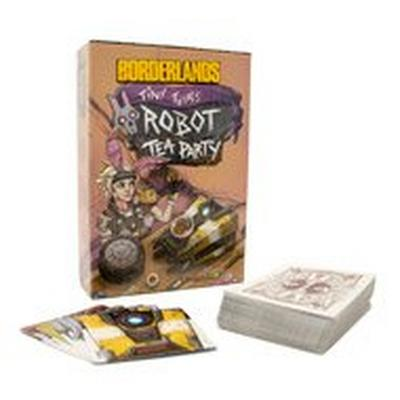 Borderlands Tiny Tina's Robot Tea Party Card Game