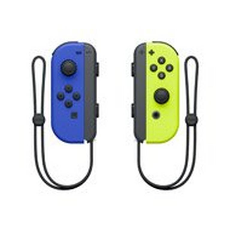 Nintendo Switch Joy-Con (L)/(R) Blue/Neon Yellow