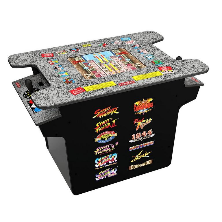 Street Fighter Head 2 Head Arcade Table