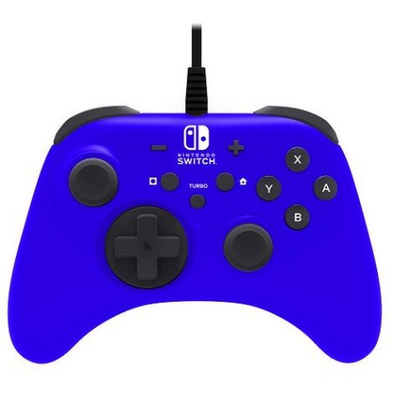 Nintendo Switch Horipad Wired Controller Blue