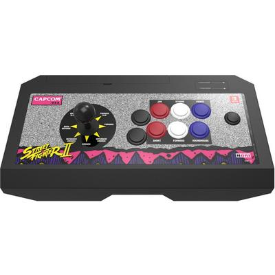 Nintendo Switch Real Arcade Pro Street Fighter Edition Fight Stick