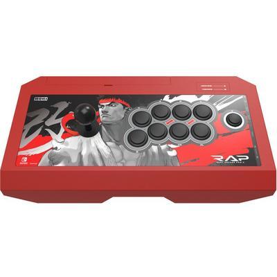 Nintendo Switch Real Arcade Pro Street Fighter Edition Ryu Fight Stick