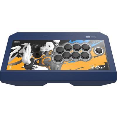 Nintendo Switch Real Arcade Pro Street Fighter Edition Chun Li Fight Stick
