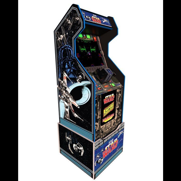 Star Wars Arcade Cabinet with Riser