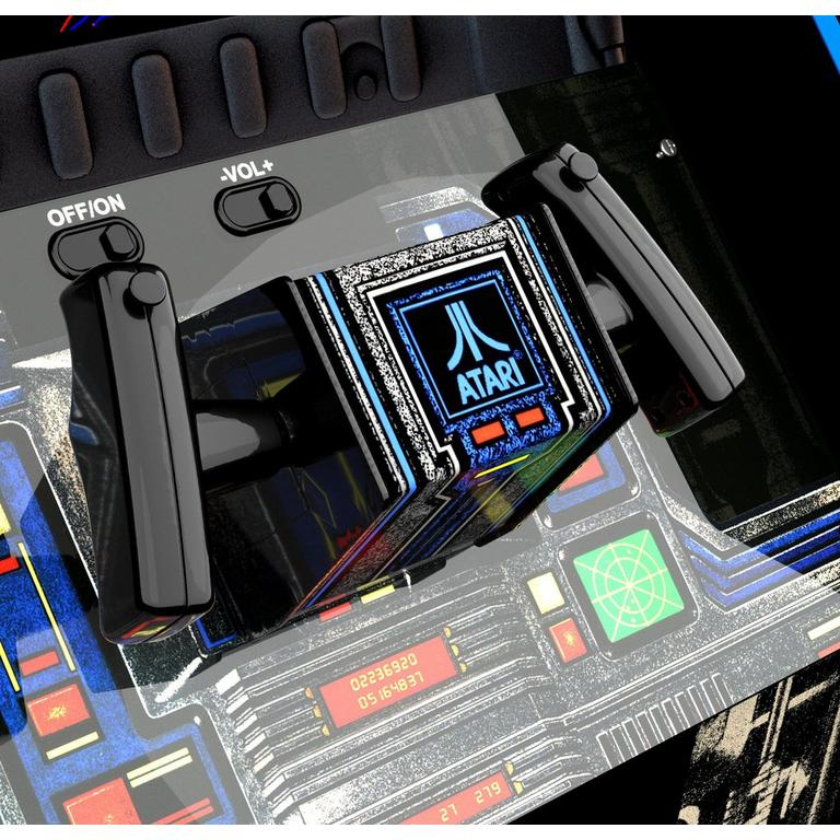 Star Wars Arcade Cabinet with Riser