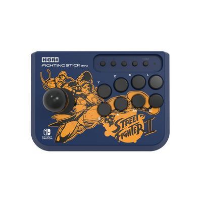 Nintendo Switch Street Fighter Edition Blue Fighting Stick Mini