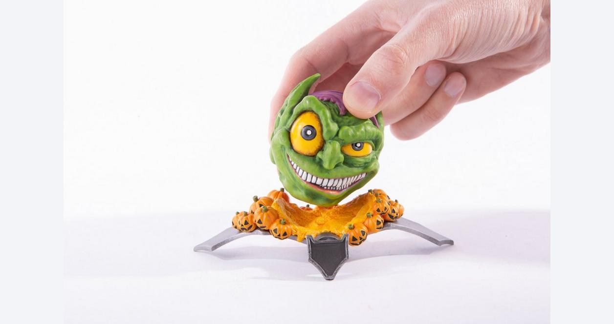Spider-Man Green Goblin Mondoid Figure